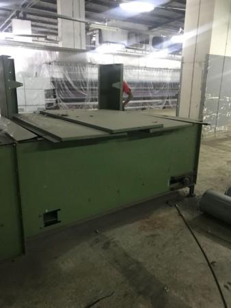 Complete TRUTZSCHLER preparation for cotton - Second Hand Textile Machinery 1995