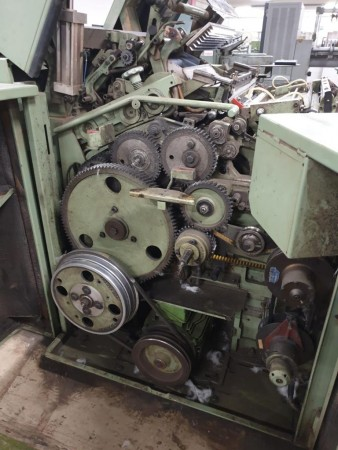 woolen combers PB31 NSC - Second Hand Textile Machinery 1993