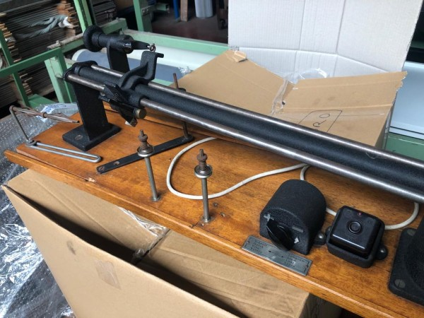Plank reeling machine  - Second Hand Textile Machinery