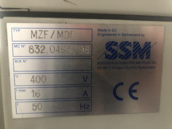 Bobinoir manuel SSM MZF/MDF  - Occasion