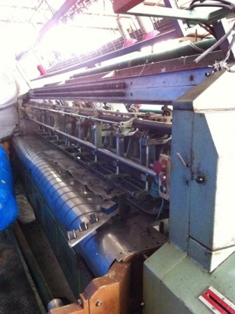 MECA QUILTING MACHINE - Second Hand Textile Machinery 1985