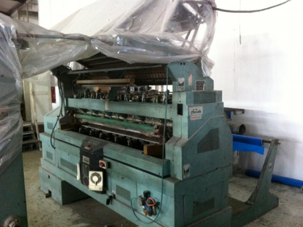MECA QUILTING MACHINE - Second Hand Textile Machinery 1983 - 85