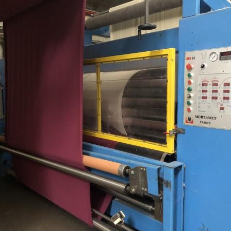 MORTAMET Raising machine  - Second Hand Textile Machinery