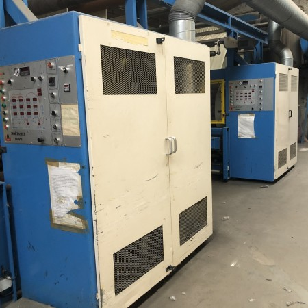 MORTAMET Raising machine  - Second Hand Textile Machinery