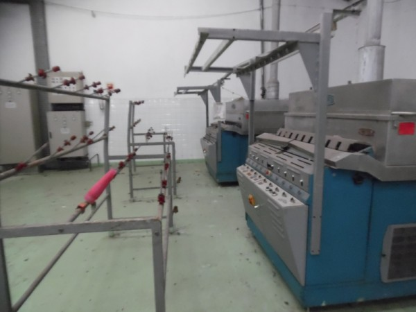 univap SUPERBA - Second Hand Textile Machinery 1997