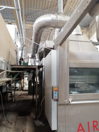 BIANCALANI AIRO DUE Softening DRYER - Second Hand Textile Machinery 2007