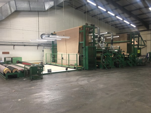 Shearing machines SELLERS - Second Hand Textile Machinery
