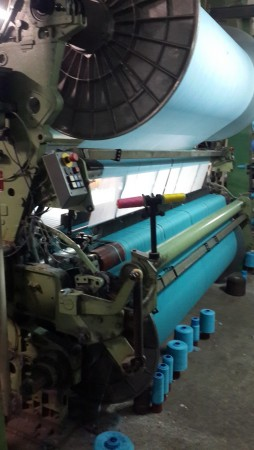 DORNIER ATVF Terry weaving looms - Second Hand Textile Machinery 2002