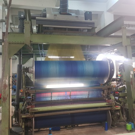 DORNIER ATVF Terry weaving looms - Second Hand Textile Machinery 2002 / 2008