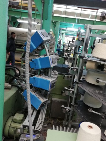 DORNIER ATVF Terry weaving looms - Second Hand Textile Machinery 2001 / 2002
