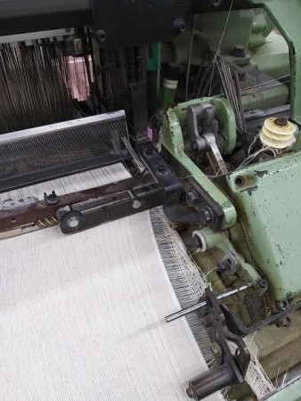SULZER Terry weaving loom G6100  - Second Hand Textile Machinery 1989 / 1994