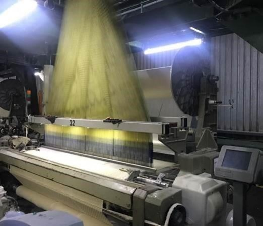 SULZER TPS 626 Terry weaving looms  - Second Hand Textile Machinery 1996