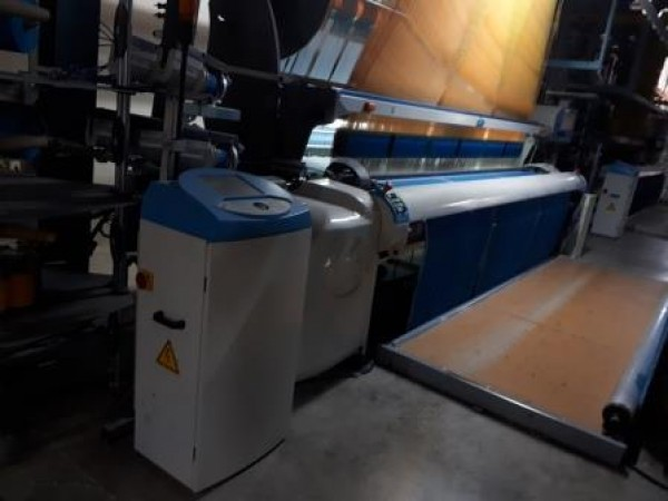 VAMATEX DYNA Terry weaving looms  - Second Hand Textile Machinery 2001