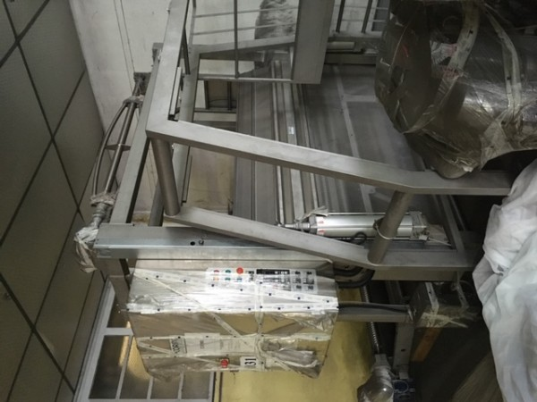 Untwisting machine . CORINO - Second Hand Textile Machinery 2004