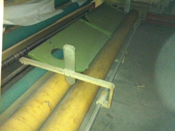 Inspecting machine TESTA 111 LR - Second Hand Textile Machinery 1985