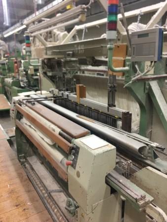 SACM MAV VU 180 Velvet weaving looms - Second Hand Textile Machinery 1983